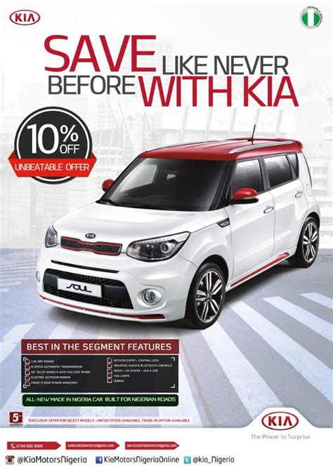 Kia Tagline Read All About Magazine Kia Motors