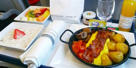 5 best airline meals business insider