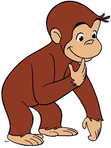curious george clip curious george clipart characters images the