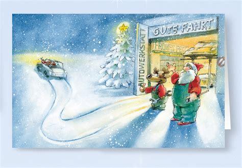 Gute Autowerkstatt by Weihnachtskarte Branchenkarte Autowerkstatt Kfz Reparatur