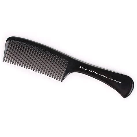 Pomade Acca acca kappa ca7230 carbon fiber comb combs
