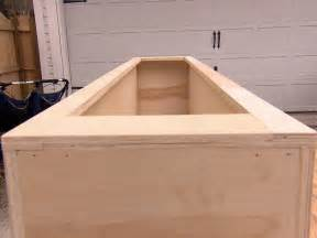Build A Banquette Storage Bench how to build banquette seating how tos diy