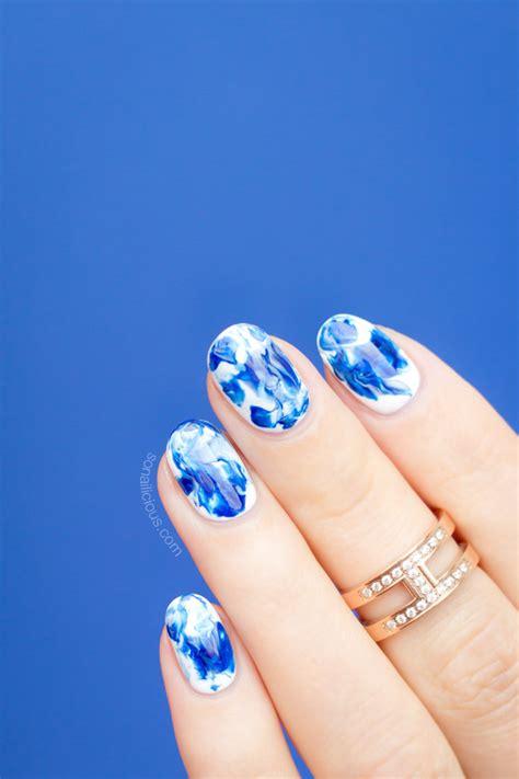 easy nail art marble marble nail art tutorial