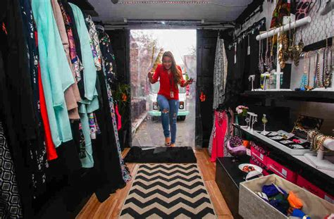 fashion design home business make room food trucks mobile fashion stores have hit the