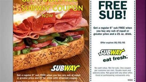 printable fast food coupons usa subway coupon free fast food coupons new updated free