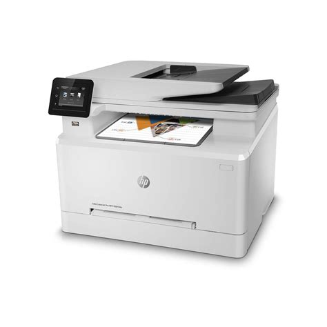 color multifunction laser printer hp t6b82a color laserjet pro mfp m281fdw wireless