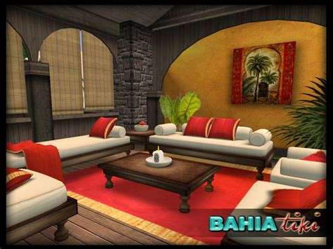 tropical living room furniture tiki tropical beach furniture set belize living room