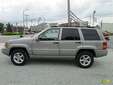1998 bright platinum jeep grand limited 4x4 81811157 gtcarlot car color galleries