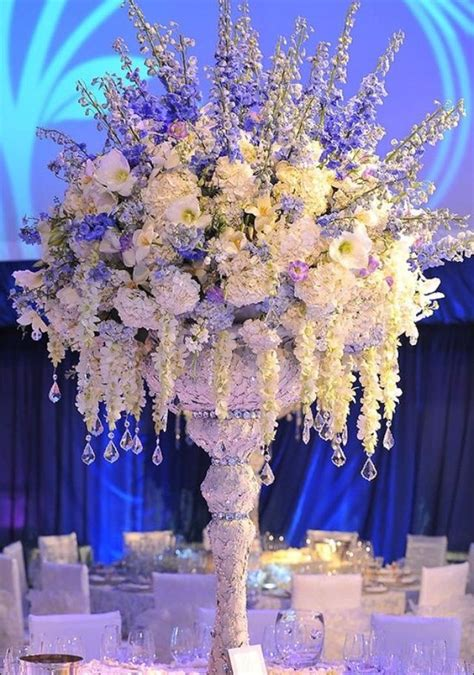 crystal wedding decorations stephanie s wedding stuff