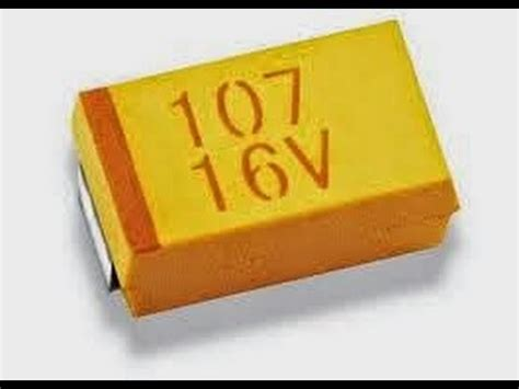 capacitor eletrolitico smd leitura capac 205 tores leitura desse componente 1 170 parte md1 doovi