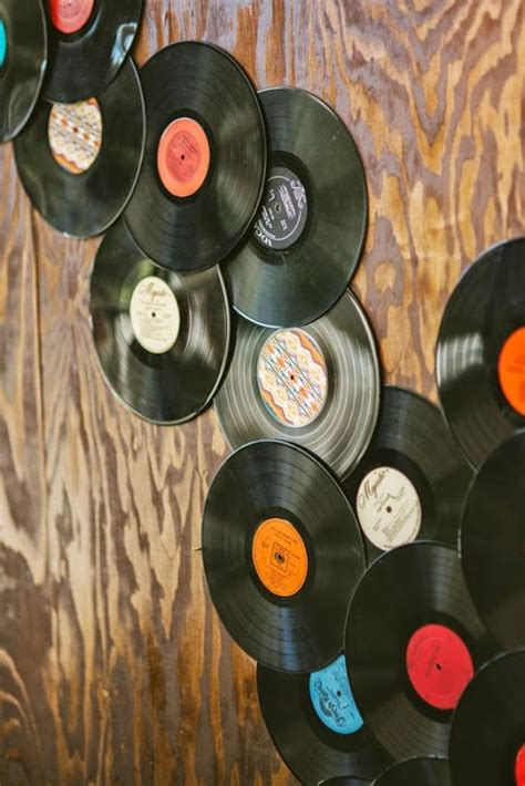Vinyl Record Decorations by 25 Best Ideas About Record Decor On Record