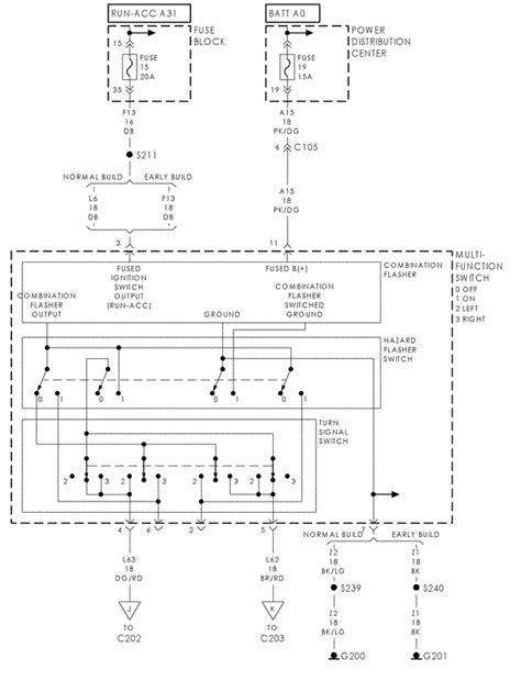 pt cruiser alternator wiring diagram get free image