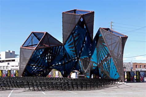 league  shadows los angeles pavilion  architect