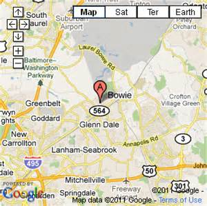 bowie map bowie md pictures posters news and on your
