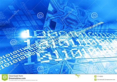 is design digital blue digital design stock photo image 17146660