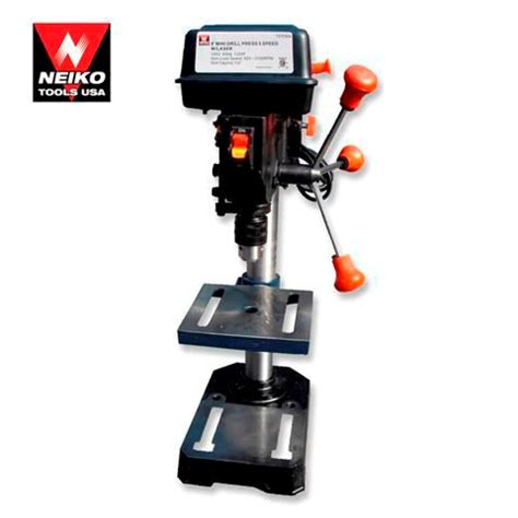 speed bench press bench drill press 5 speed rich tool systems