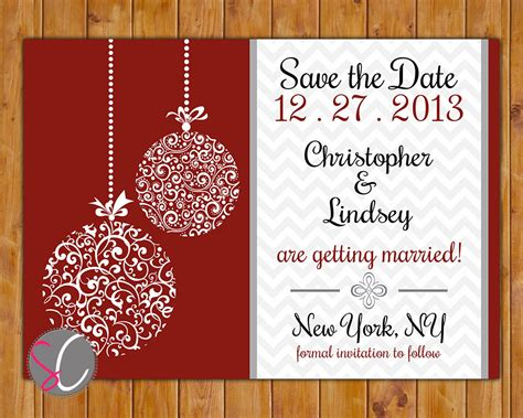 save the date holiday party free template save the date templates