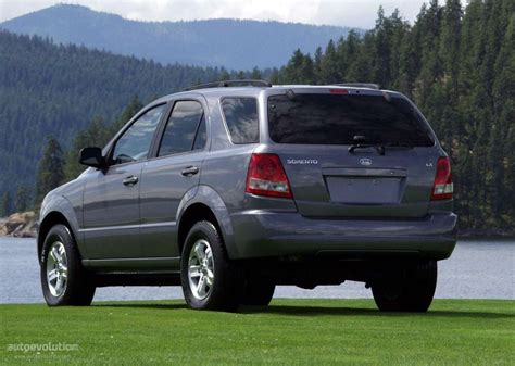 how make cars 2003 kia sorento head up display kia sorento specs 2002 2003 2004 2005 2006 autoevolution