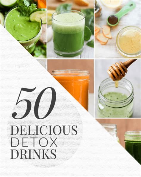 Best Detox Drink For 2015 by 50 Detox Drinks To Cleanse Away 2015 Bath And