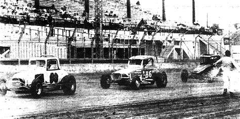 jacks dodge city al modified jalopy races at hutchinson kansas on may 30 1968
