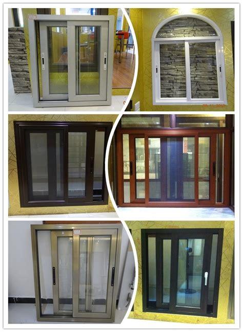 Secure Sliding Windows Decorating Aluminum Windows Manufacture Aluminium Brown Color Sliding Window Buy Brown Color Sliding
