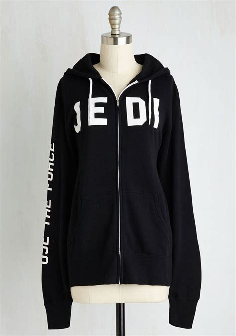 Hoodie Wars The Last Jedi 02 s jedi hoodie at modcloth the kessel runway