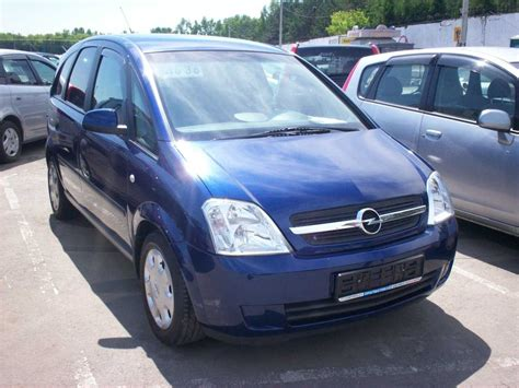 opel meriva 2004 2004 opel meriva pictures 1 6l gasoline ff manual for