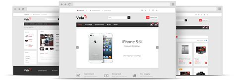 joomla technology templates zt vela computer technology joomla electronic ecommerce