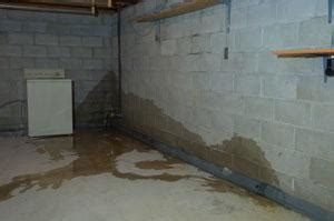 Basement Waterproofing Contractor Mn Wet Basement Repair