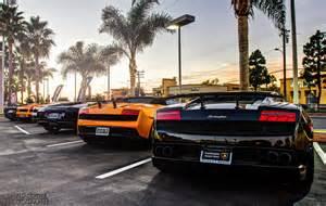 Lamborghini Lineup Lamborghini Lineup David Coyne Flickr