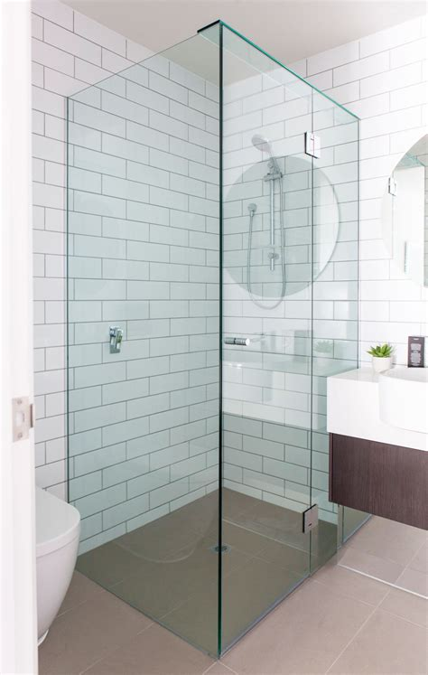 bath shower doors glass frameless the benefits of getting a frameless showers bath decors
