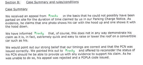 Appeal Letter To Waive Parking Parking Prankster September 2013