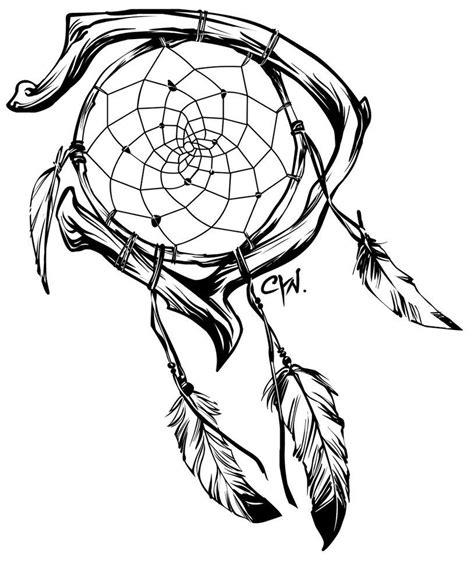 dream catcher tattoo stencil tattoobite com