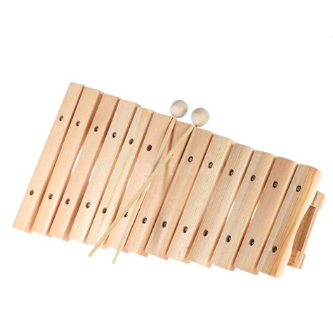New 2 In 1 Xylophone Piano Mainan Alat Musik Anak musical xylophone piano wooden instrument toys with 2 mallets o1e4 ebay