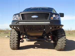 2004 2008 f 150 stealth front bumper road bumpers
