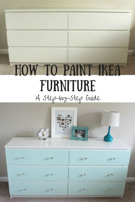 hack and paint how to paint ikea laminate furniture paint ikea