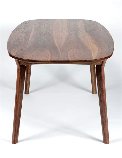 winchester dining table iron and ash furniture by