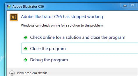 adobe illustrator cs6 java adobe illustrator cs6 has stopped working trung roly blog