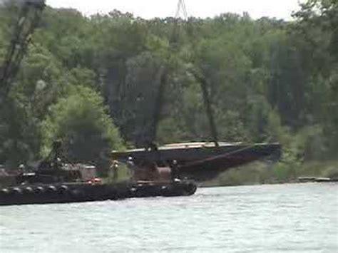 boat salvage lake norman boat salvage video avi doovi
