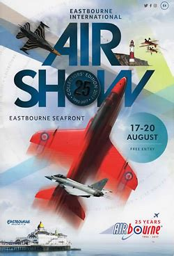review airbourne eastbourne international airshow uk airshow information  photography