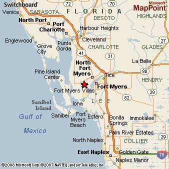cape coral florida map cape coral florida