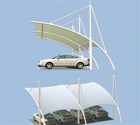 Kain Bahan Tille 3d New Design tenda membrane jakarta dengan desain kokoh tenda membrane