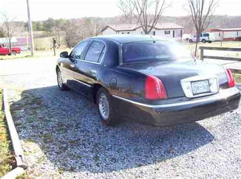 lincoln town car wheelbase sell used lincoln town car cartier l wheelbase is 6