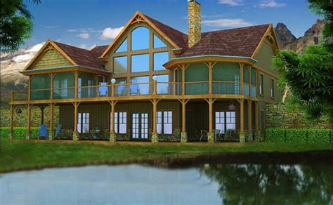 lake home floor plans lake house plans specializing in lake home floor plans