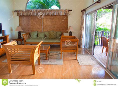 hawaiian house decor stock image image of rental travel