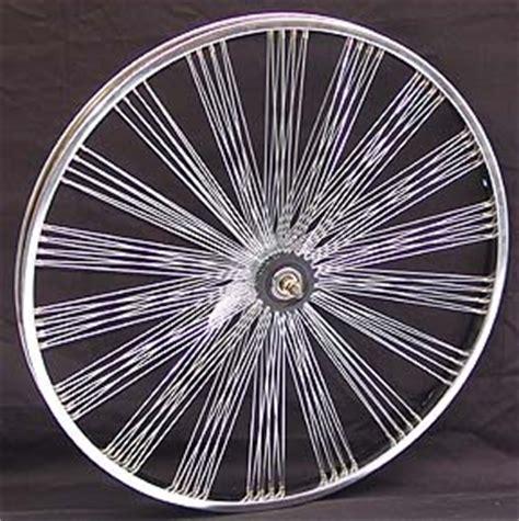 i m not a fan of chrome wheels i sort o by brooke burke 26 quot 140 spoke fan coaster wheel chrome