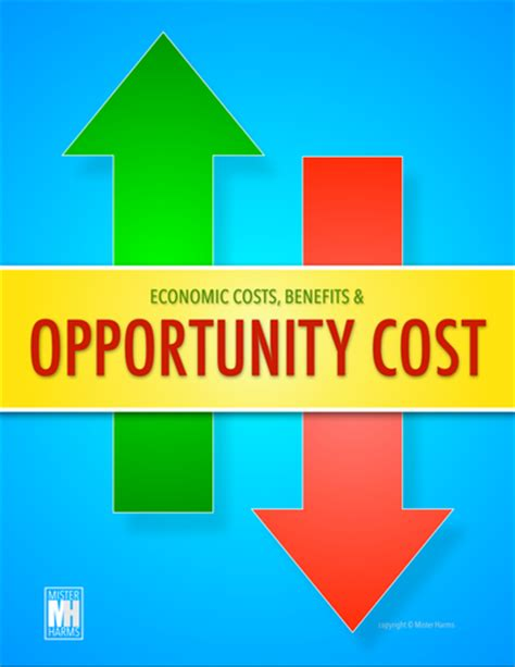 Opportunity Cost Economics Essay by Growth By Mrsmith123 Uk Teaching Resources Tes