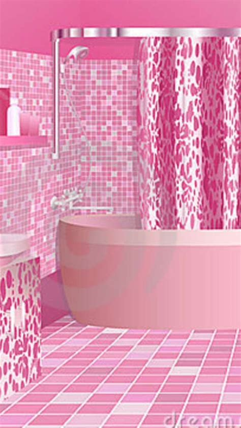 Pink In Bathtub by 25 Best Ideas About Pink Bathroom Tiles On