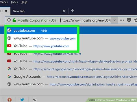 best free mp t how to convert youtube to mp3 with pictures wikihow