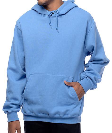 Hoodie Blue zine beiwatch blue hoodie zumiez